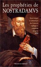 Les prophéties de Nostradamus commentées jusqu'en 2099 | Hutin, Serge