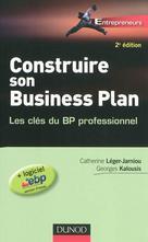 Construire son business plan    Léger-Jarniou, Catherine