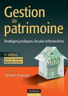 Gestion de patrimoine | Thauvron, Arnaud
