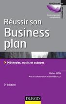 Réussir son business plan    Sion, Michel