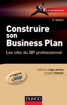 Construire son business plan   Léger- Jarniou, Catherine