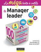 La MEGA boîte à outils du manager leader   Bélorgey, Pascale