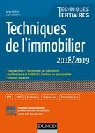 Techniques de l'immobilier - 2018/2019 | Bettini, Serge