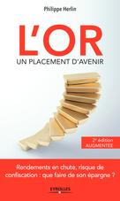 L'or, un placement d'avenir - 2e édition augmentée | Herlin, Philippe