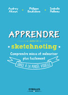 Apprendre avec le sketchnoting |  Audrey, Akoun
