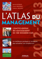 L'atlas du management  | Autissier, David