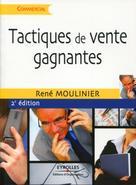 Tactiques de vente gagnantes   Moulinier, René
