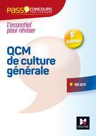 Pass'Concours - QCM de culture générale - Tous concours - Entrainement et révision   Beal, Valérie