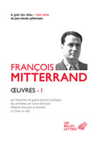 �?uvres I   Mitterrand, François