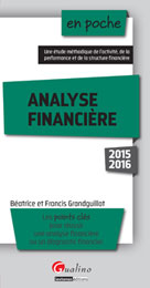 Analyse financière 2015-2016 | Grandguillot, Francis