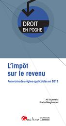 L'impôt sur le revenu | Meghraoui, Kada