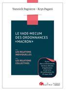 Le vade-mecum des ordonnances « Macron »  