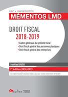 Droit fiscal | Baudu, Aurélien
