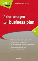 A chaque enjeu son business plan | Pic, Jean-Christophe