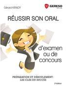 Réussir son oral d'examen et de concours | Kirady, Gérard