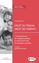 Droit du travail, droit des parents | Leray, Gwenaëlle