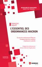 L'essentiel des ordonnances Macron | Taquet, François