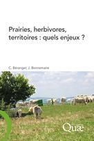 Prairies, herbivores, territoires    Béranger, Claude