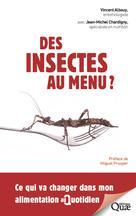 Des insectes au menu ? | Albouy, Vincent