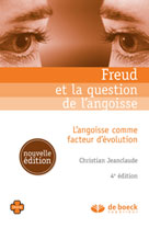 Freud et la question de l'angoisse | Jeanclaude, Christian
