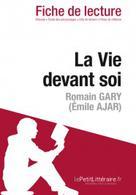 La Vie devant soi de Romain Gary (Emile Ajar) (Fiche de lecture) | , lePetitLitteraire.fr