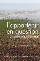 L'appartenir en question | Peylet, Gérard