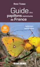 Guide des papillons communs de France | Thomas, Hervé