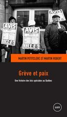 Grève et paix |