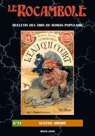 Le Rocambole Numéro 13 - Gustave Aimard   , Collectif