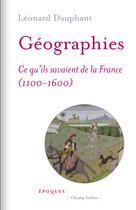 Géographies |