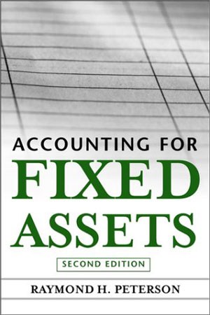 accounting for fixed assets A fixed asset is an item with a useful life greater than one reporting fixed asset accounting how to audit fixed assets august 11, 2017 / steven bragg / fixed.
