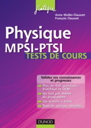 thermodynamique cours mpsi