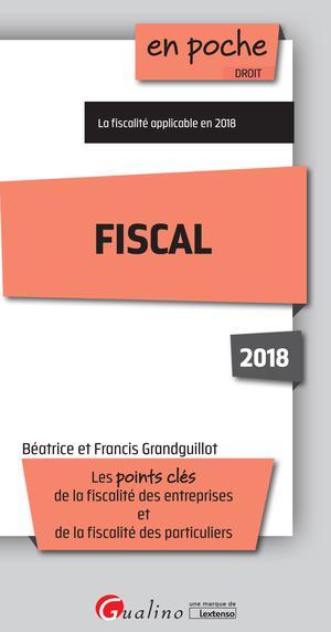 Fiscal Les Points Cles De La Fiscalite Des Entreprises Et De La