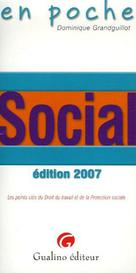Social édition 2007  | Grandguillot, Dominique