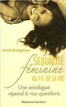 Sexualité féminine au fil de la vie   Baccigalupo, Muriel