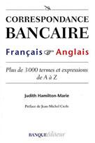 Correspondance bancaire français anglais  | Hamilton-Marie, Judith