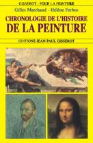 Chronologie de l'histoire de la Peinture | Marchand, Gilles