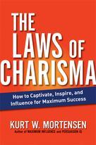 The Laws of Charisma | Mortensen, Kurt W.