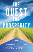 The Quest for Prosperity | Lin, Justin Yifu