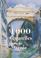 1000 Aquarelles de Génie | Charles, Victoria