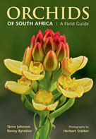 Orchids of South Africa | Johnson, Steve