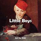 Little Boys | Carl, Klaus H.