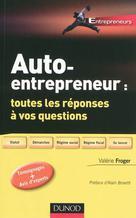 Auto-entrepreneur | Froger, Valérie
