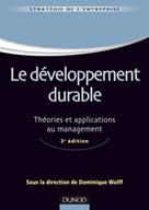 Le développement durable | Wolff, Dominique