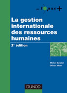 La gestion internationale des ressources humaines | Barabel, Michel