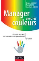 Manager avec les couleurs | Boussuat, Brigitte