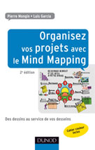 Organisez vos projets avec le Mind Mapping  | Mongin, Pierre