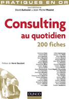 Consulting au quotidien | Autissier, David