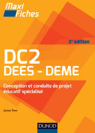 DC2 Conception et conduite de projet éducatif spécialisé | Papay, Jacques