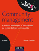 Community management | Chereau, Matthieu